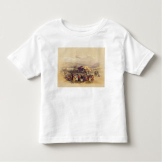 Encampment of the Pilgrims at Jericho' Volume II T Shirts