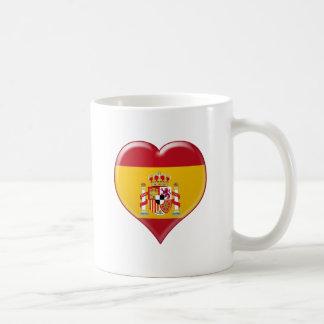 Encanto del Corazón de España Coffee Mug