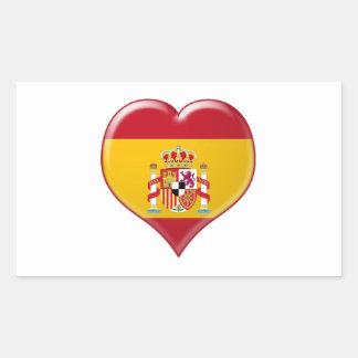 Encanto del Corazón de España Sticker