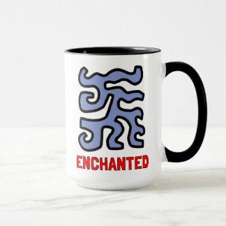 """Enchanted"" 15 oz Combo Mug"