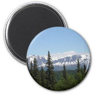 Enchanted Alaska Magnet