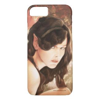 Enchanted Autumn Fairy iPhone 7 Case