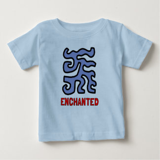 """Enchanted"" Baby Fine Jersey T-Shirt"