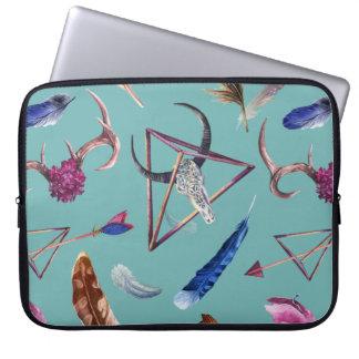 Enchanted Boho Laptop Computer Sleeve