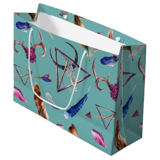 Enchanted Boho Large Gift Bag