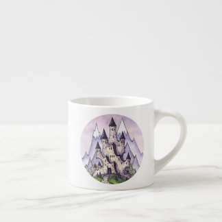 Enchanted Castle Mini Mug from Unreal Estate