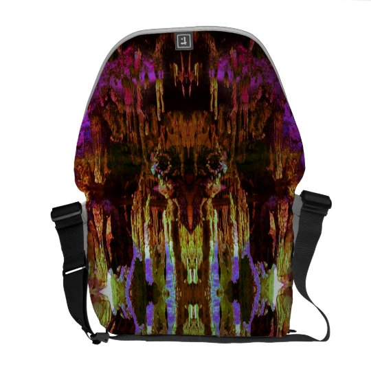 Enchanted Dwelling Courier Bags