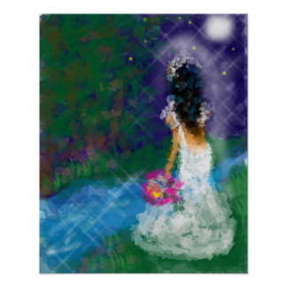 Enchanted Evening Bride Print