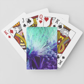 Enchanted Flower Playing Cards