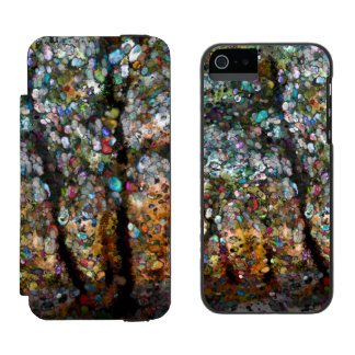 Enchanted Forest Incipio Watson™ iPhone 5 Wallet Case