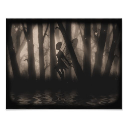 Enchanted Glimpse Canvas Print