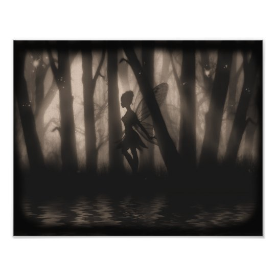 Enchanted Glimpse Canvas Print