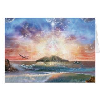 Enchanted Isle Card