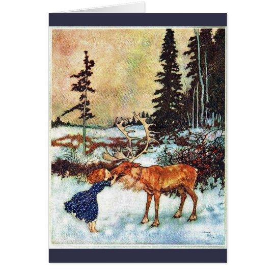 Enchanted Kiss Greetiing Card