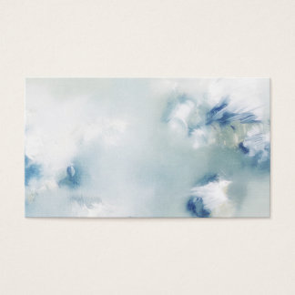 Enchanted Light Abstract Business Card