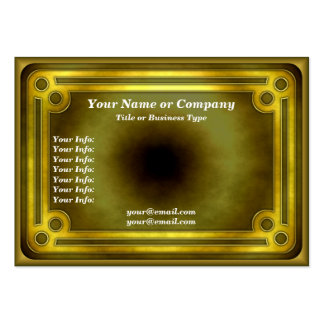 Enchanted Magical Fantasy Game Card Large Business Card