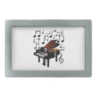 Enchanted Melody Belt Buckles