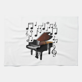 Enchanted Melody Kitchen Towel