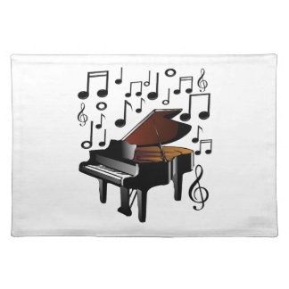 Enchanted Melody Placemat