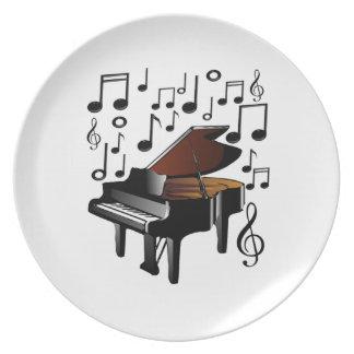 Enchanted Melody Plate