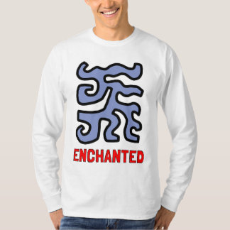 """Enchanted"" Men's Long Sleeve T-Shirt"