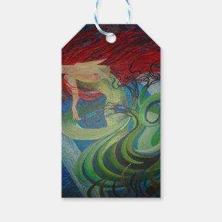 Enchanted Mermaid Pack Of Gift Tags