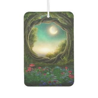 Enchanted Moon Tree Car Air Freshener