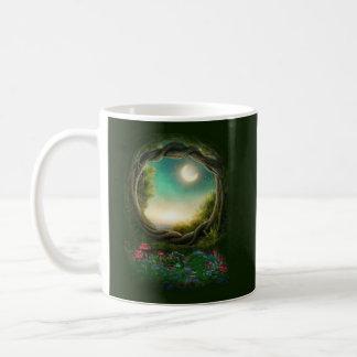 Enchanted Moon Tree Classic Mug