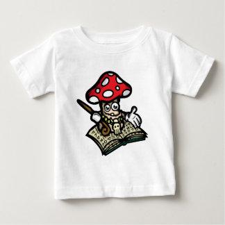 Enchanted Mushroom Baby T-Shirt