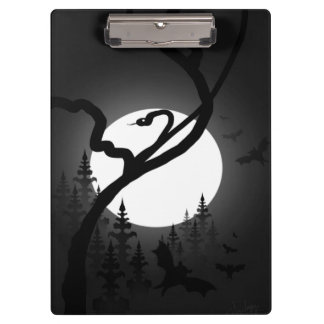 Enchanted Night Clipboard