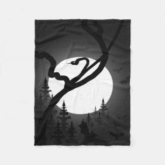 Enchanted Night Fleece Blanket