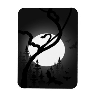 Enchanted Night Magnet
