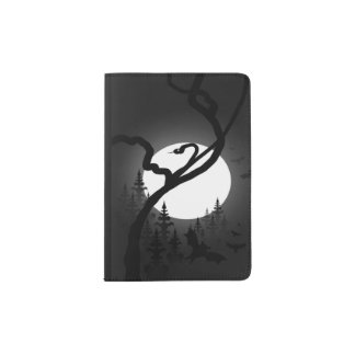 Enchanted Night Passport Holder