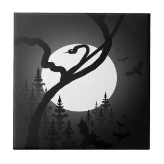 Enchanted Night Tile
