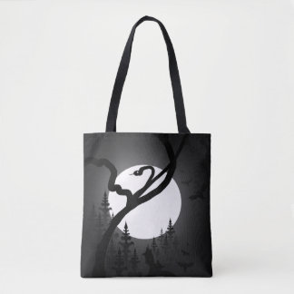 Enchanted Night Tote Bag