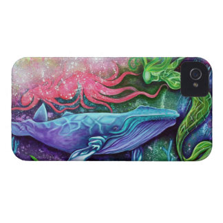 Enchanted Ocean Art iPhone 4 Case-Mate Case