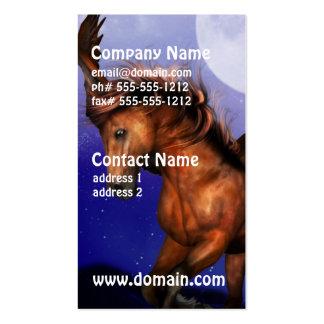 Enchanted Pegasus Business Cards
