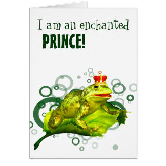 Enchanted Prince! Card