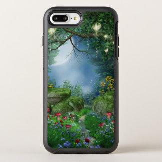 Enchanted Summer Night OtterBox Symmetry iPhone 7 Plus Case