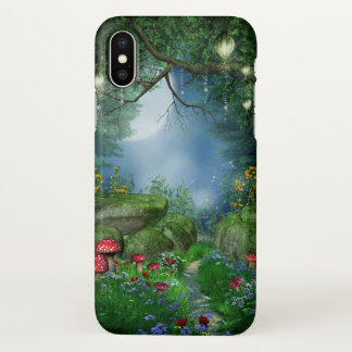Enchanted Summer Night Zazzle iPhone X Case