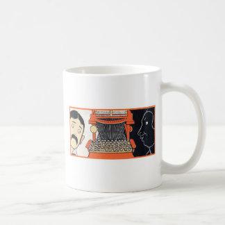 Enchanted Typewriter Coffee Mug