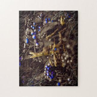 Enchanted Undergrowth Jigsaw Puzzle