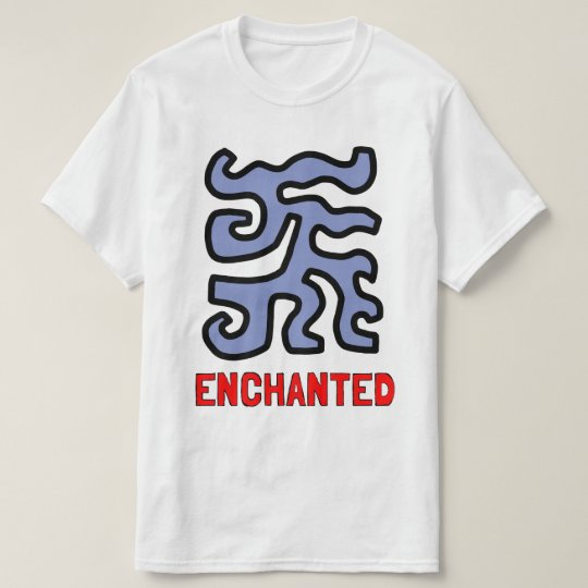 """Enchanted"" Value T-Shirt"