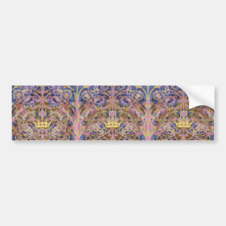 Enchanted Wedding Bumper Sticker