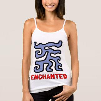 """""""Enchanted"""" Women's Spaghetti Strap Tank Top"""