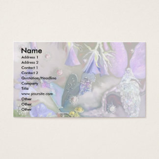 Enchanted World! Business Card