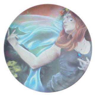 Enchanting Fairy Plate
