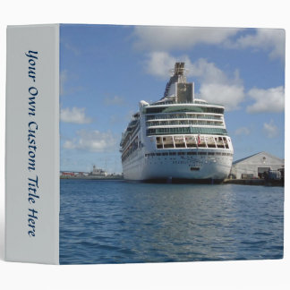 Enchantment Stern Custom Vinyl Binder