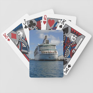 Enchantment Stern Playing Cards