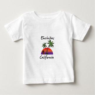 encinitas California Baby T-Shirt